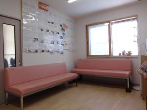 待ち合い室